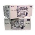 Thumb ghirardelli classic white frappe 10lb